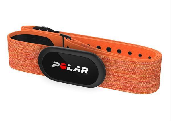 Grote foto polar h10 borstband orange sport en fitness onderdelen en accessoires