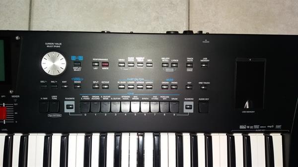Grote foto roland bk 9 muziek en instrumenten keyboards