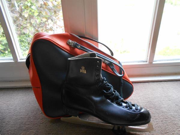 Grote foto schaatsen heer maat 46 zwart sport en fitness schaatsen