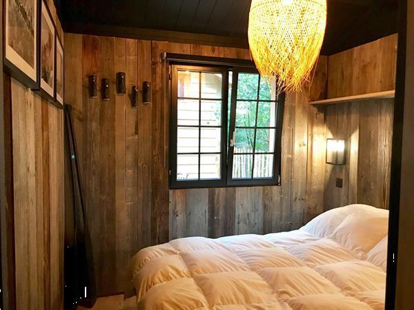 Grote foto luxe chalet durbuy ardennen sauna en jacuzzi vakantie belgi