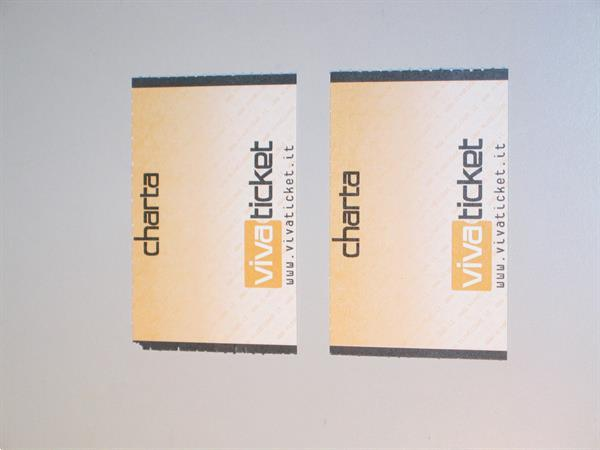 Grote foto gebruikte tickets villa d este tivoli 2006 hobby en vrije tijd evenementen