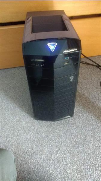 Grote foto game computer computers en software desktop pc