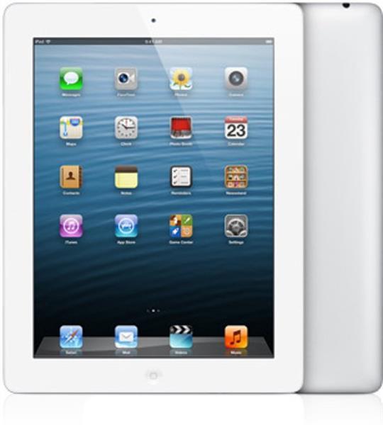 Grote foto apple ipad 4 retina wit 16gb tablet nieuw op op computers en software tablets apple ipad