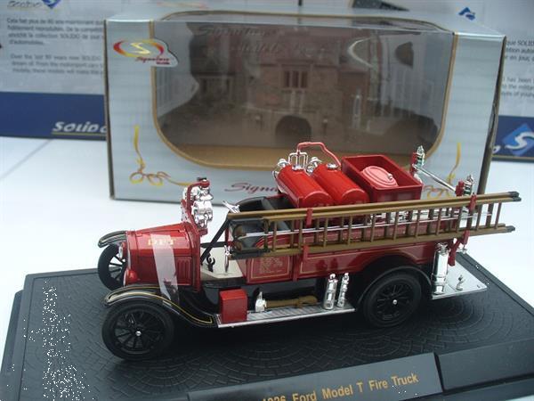 Grote foto signature models 1 50 ford model t fire engine hobby en vrije tijd 1 50