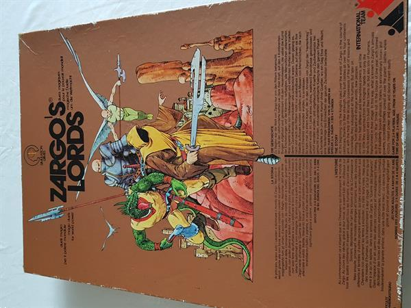 Grote foto zargo lords board game spelcomputers games overige games