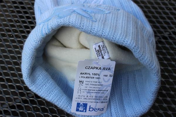 Grote foto muts van bexa hoofdomtrek 50cm nieuw kinderen en baby mutsen sjaals en wanten