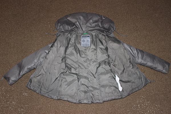 Grote foto jas united colors of benetton kleding dames jassen winter