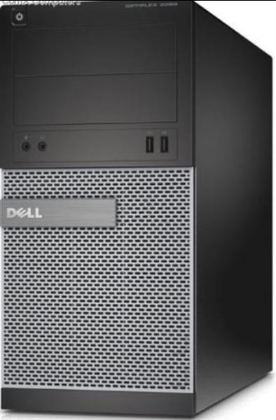 Grote foto dell optiplex 7020 mt btx i5 4590 quad core 3 3 computers en software desktop pc