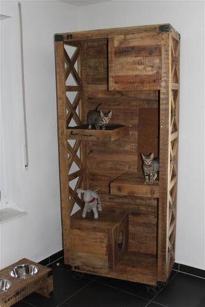 Grote foto kattenmeubel design lex max van hoog kwaliteit dieren en toebehoren katten accessoires