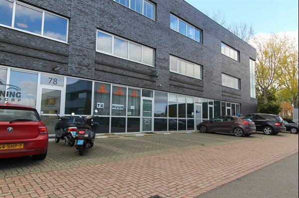 Grote foto edisonstraat 80 in numansdorp kantoorruimte beschikbaar huizen en kamers bedrijfspanden