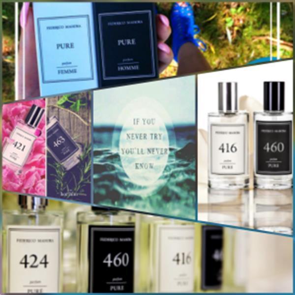 Grote foto kwaliteitsvolle parfum van fm. beauty en gezondheid dames eau de parfum