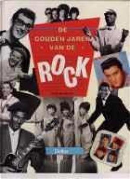 Grote foto de gouden jaren van de rock david mccarthy boeken muziek