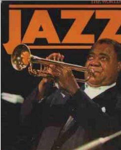 Grote foto the world of jazz rodney dale boeken muziek