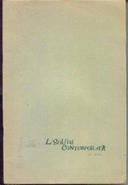 Grote foto le solf ge contemporain 3e volume albert boeken muziek