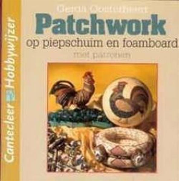 Grote foto patchwork op piepschuim en foamboard boeken hobby en vrije tijd