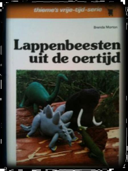 Grote foto lappenbeesten uit de oertijd brenda morton boeken hobby en vrije tijd