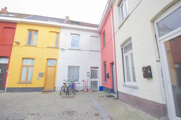 Grote foto te koop vendre kortrijk woning centrum huizen en kamers eengezinswoningen