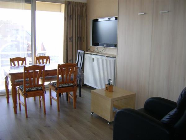 Grote foto zeezicht wifi appartement nieuwpoort vlakbij dijk vakantie belgi