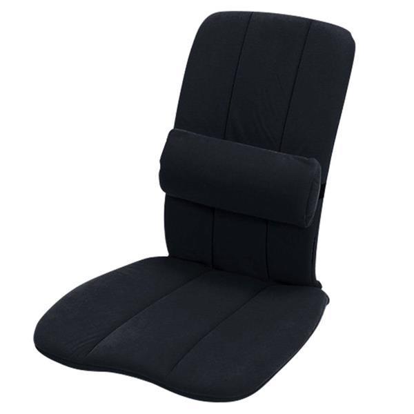 Grote foto sissel rugsteun zitkussen dorsaback zwart sis 121.005.20 beauty en gezondheid lichaamsverzorging