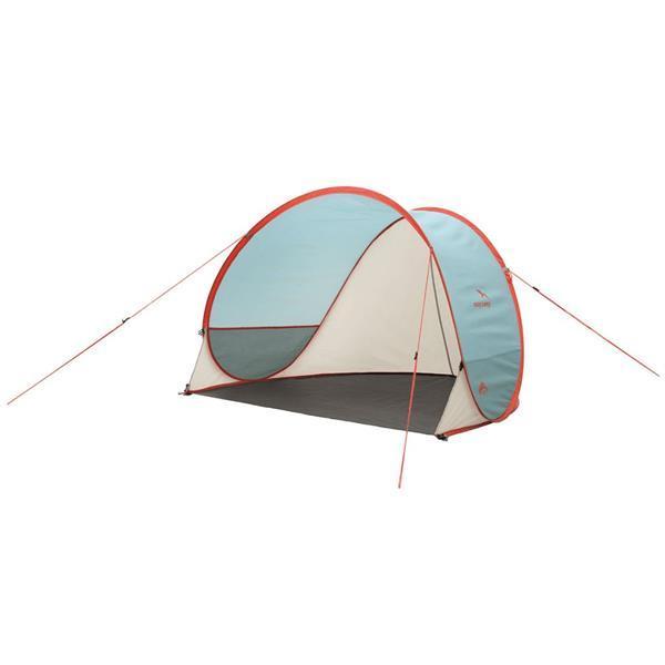 Grote foto easy camp pop up strandtent ocean grijs en blauw 120299 caravans en kamperen tenten