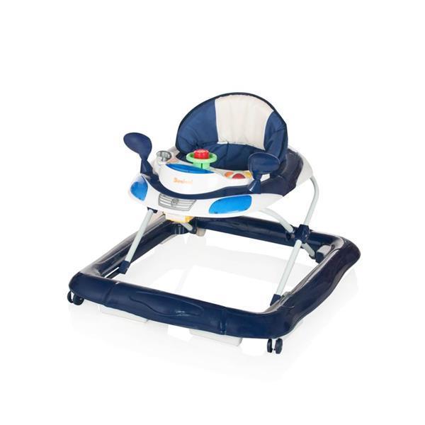 Grote foto baninni loopstoel tontoni blauw bnbw005 bl kinderen en baby overige babyartikelen