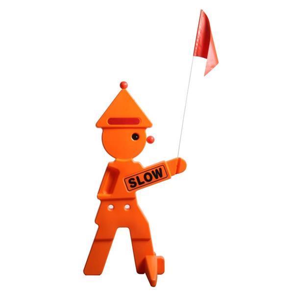 Grote foto swing king waarschuwingssignaal clown zakelijke goederen overige zakelijke goederen