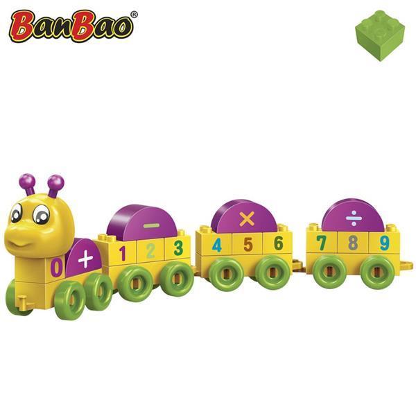 Grote foto banbao cijfers rups 9103 kinderen en baby duplo en lego