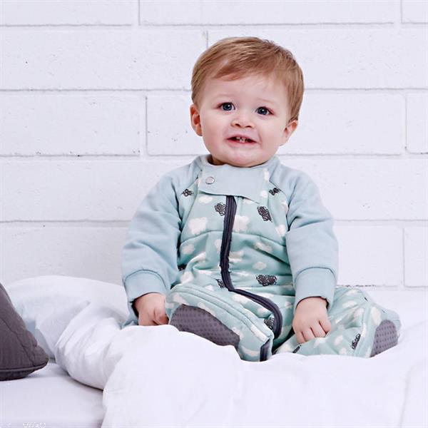 Grote foto 2.5 tog winter sleepsuit bag clouds kinderen en baby overige
