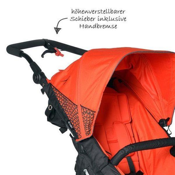 Grote foto joggster sport orange kinderen en baby kinderwagens