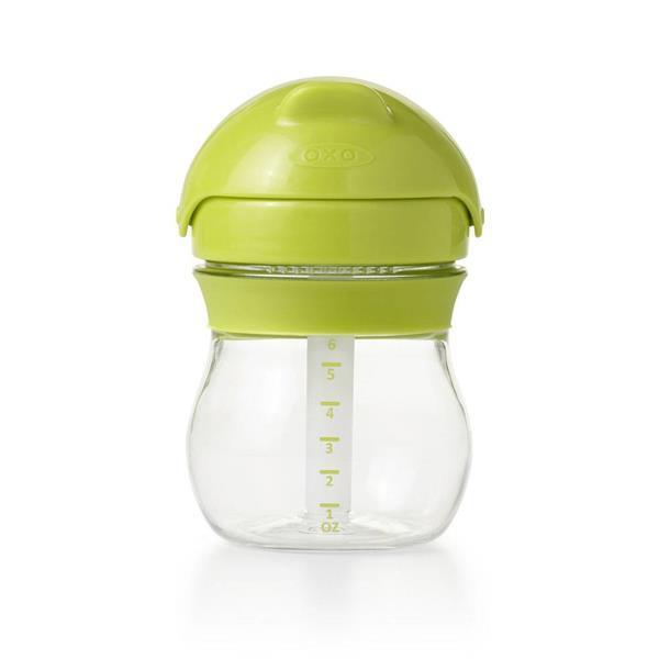 Grote foto kleine rietjesbeker transissions lime beauty en gezondheid baby en peuter verzorging