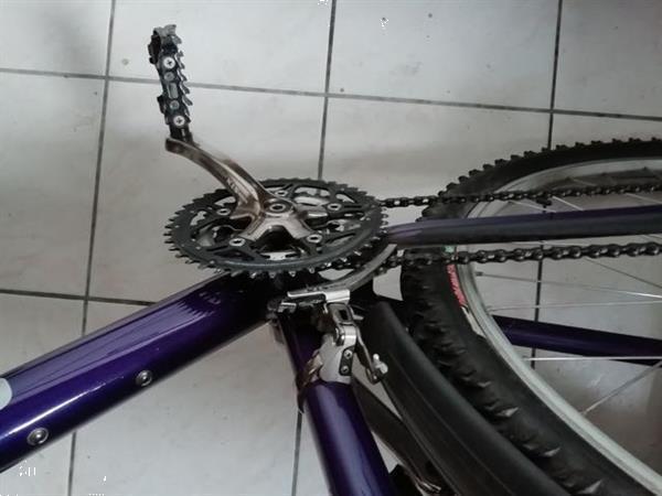 Grote foto fiets vtt sport en fitness fietsen en wielrennen