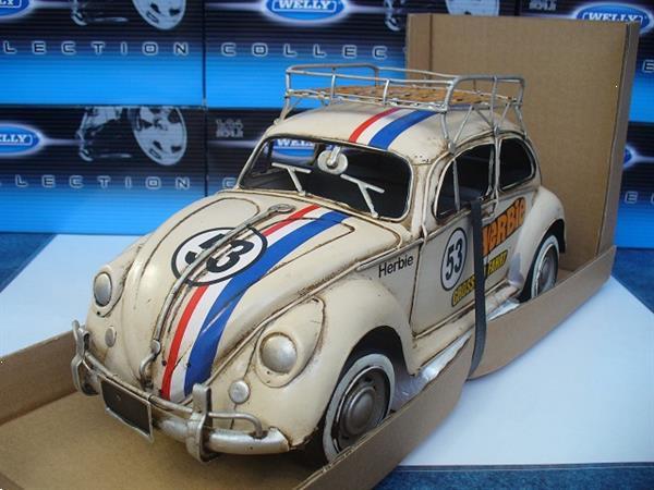 Grote foto tinplate collectables 1 12 vw volkswagen herbie hobby en vrije tijd 1 5 tot 1 12