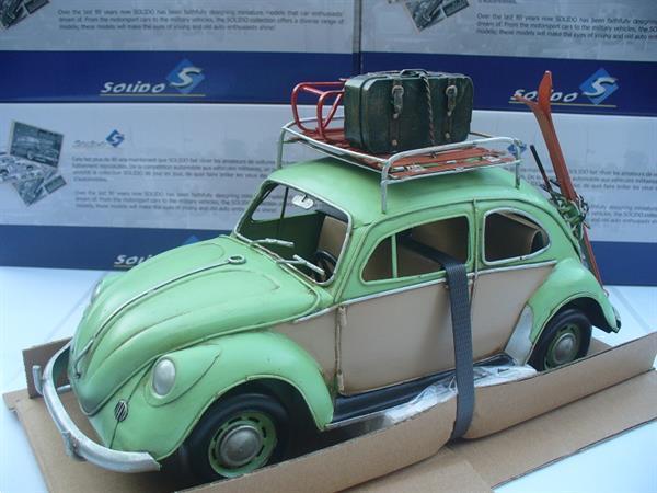 Grote foto tinplate collectables 1 12 vw volkswagen beetle hobby en vrije tijd 1 5 tot 1 12