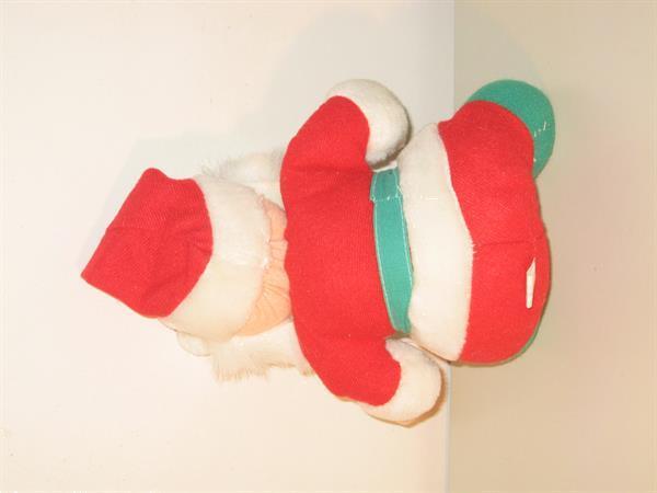 Grote foto kerstman windel kinderen en baby knuffels en pluche