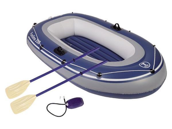 Grote foto talamex funline opblaasboot watersport en boten overige watersport en boten