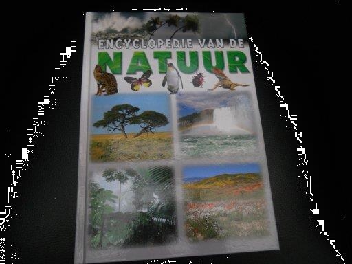 Grote foto boek de natuur boeken encyclopedie n