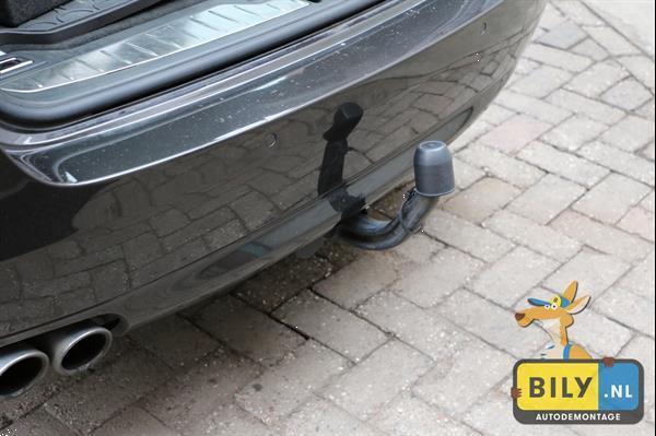 Grote foto in onderdelen bmw f11 520dx 14 bily brandschade auto onderdelen brandstofsystemen