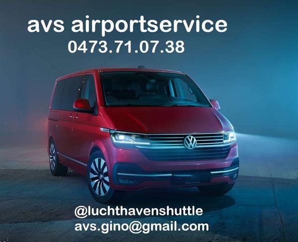 Grote foto luchthavenvervoer diensten en vakmensen koeriers chauffeurs en taxi