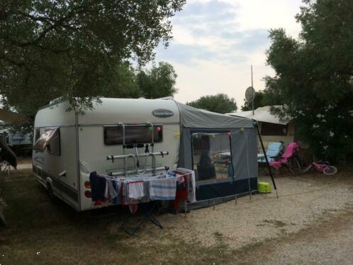 Grote foto caravan beyerland 470 tkm sprinter sport 2006 caravans en kamperen caravans