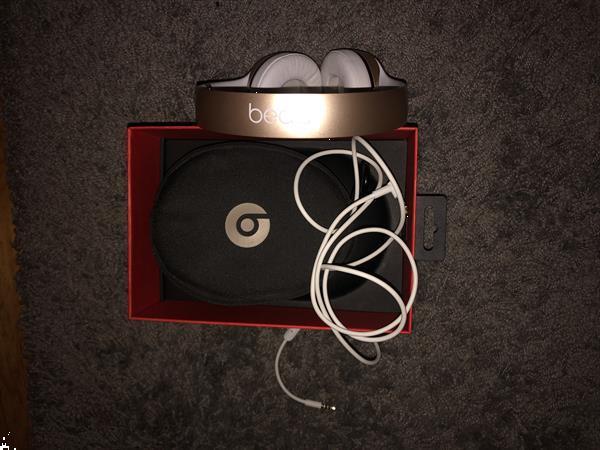 Grote foto beats solo gold audio tv en foto koptelefoons en headsets