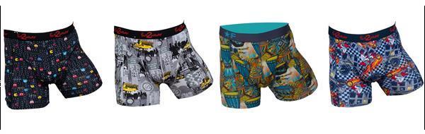 Grote foto boxershorts in grote maat 2 xl tot 6 xl 2pack kleding heren grote maten