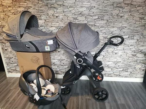 Grote foto stokke xplory v6 complete kinderwagen kinderen en baby kinderwagens