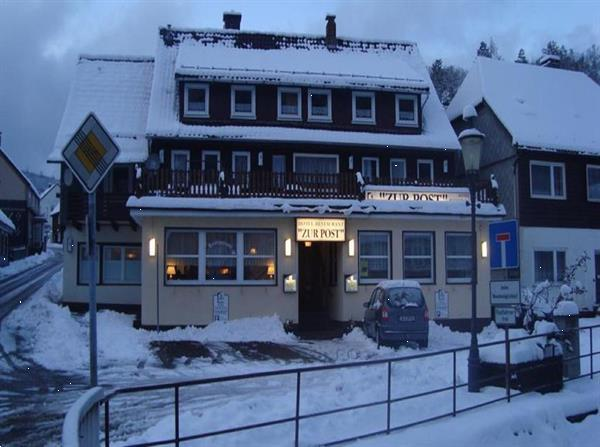 Grote foto klein hotel te koop in wieda bedrijfspanden horecapanden te koop