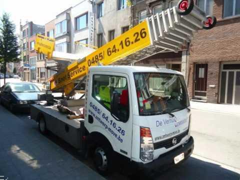 Grote foto ladderlift meubellift verhuislift in antwepren diensten en vakmensen aannemers