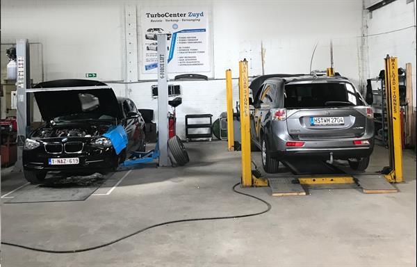 Grote foto turbo vervanging door de turbo specialist diensten en vakmensen automonteurs en garages
