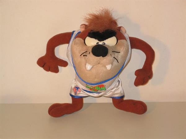 Grote foto tasmanian devil taz mcdonald space jam kinderen en baby knuffels en pluche