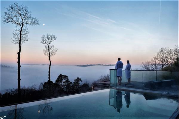 Grote foto ardennen durbuy fantastische wellness villa th vakantie belgi