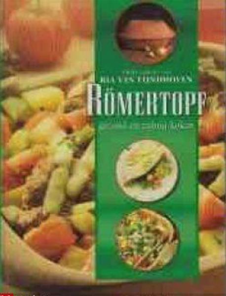 Grote foto romertopf ria van boeken kookboeken