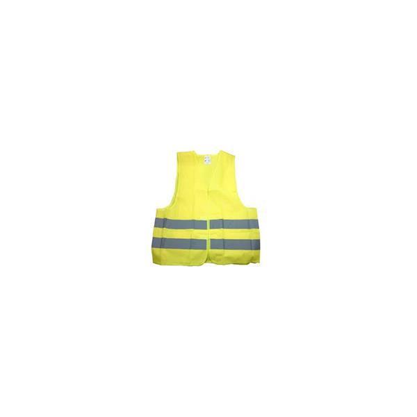 Grote foto veiligheidsvest met hoge zichtbaarheid geel vestje tuin en terras overige tuin en terras