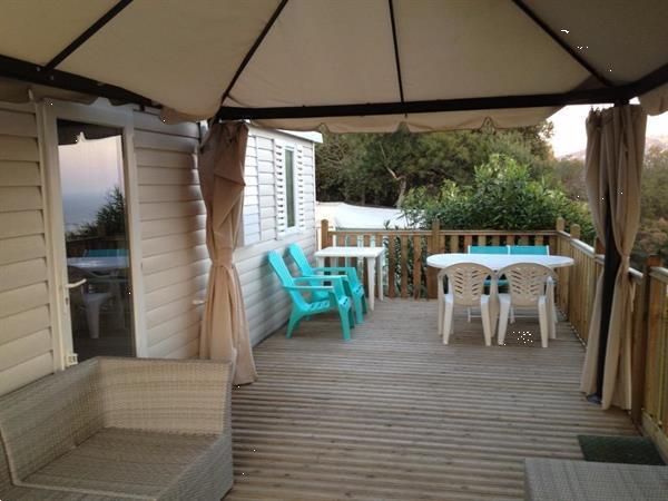 Grote foto te huur mobilhomes in zuid frankrijk vakantie frankrijk